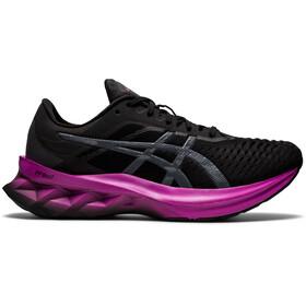 asics Novablast Shoes Women, czarny